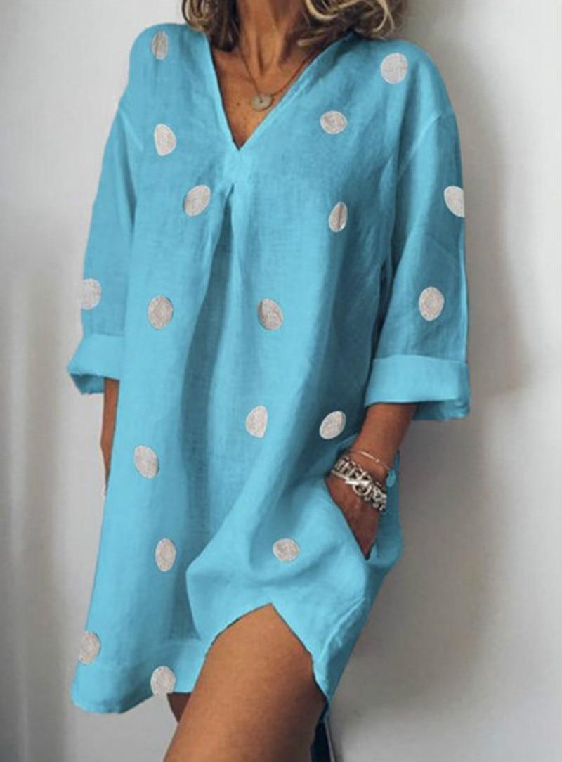 T Shirt Dress Plus Size dresses Mini large loose Summer Women 2019 ovesized Vestidos jurken Sukienki Xxxxl Xxxxxl 3xl 4xl 5xl in Dresses from Women 39 s Clothing