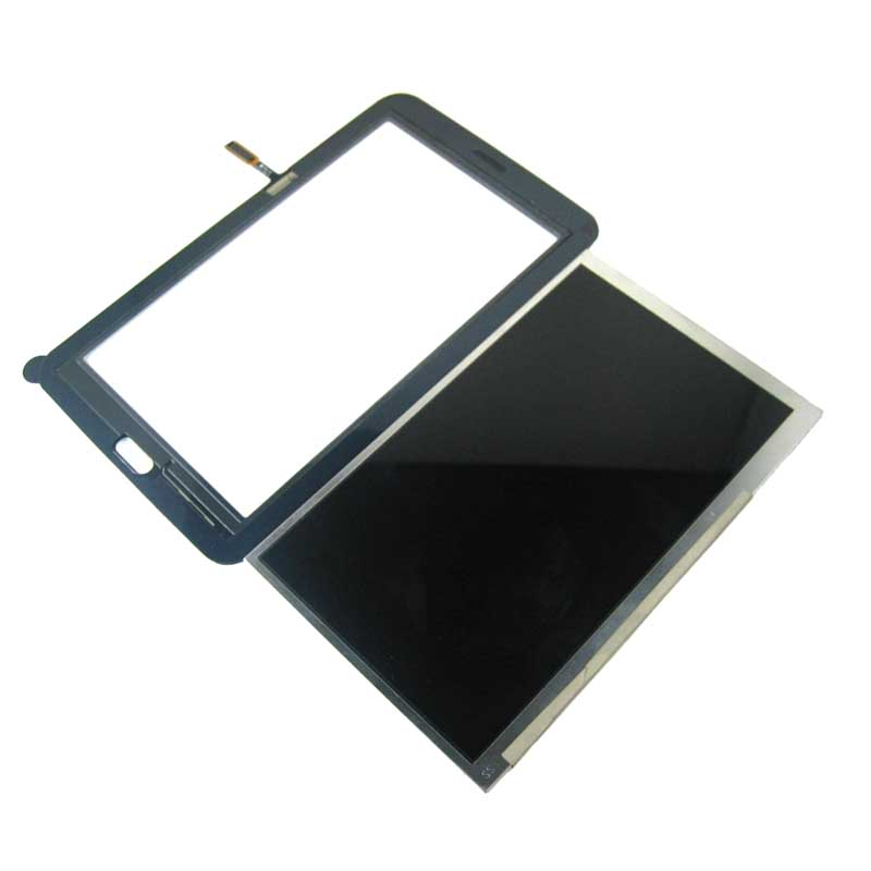 For Samsung Galaxy Tab 3 Lite 7.0 T110 SM-T110 LCD Display Panel Monitor Module + Touch Screen Digitizer Sensor Glass
