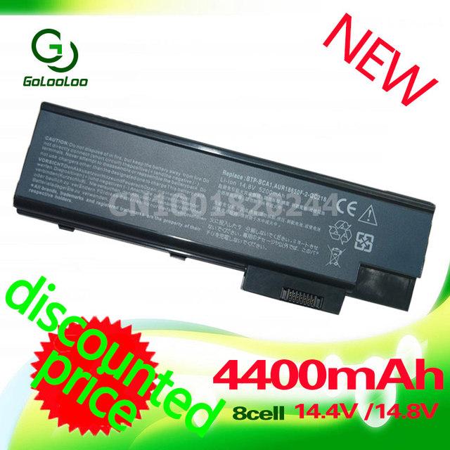 Golooloo 4400 mah batería para acer aspire 3503 3505 3508 3509 3510 5000 5001 5002 5003 5004 5005 5510 5512 5513 5514 NUEVO + regalo