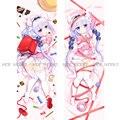 Hot Anime Miss Kobayashi's Dragon Maid Kanna Kamui Popular Dakimakura Covers