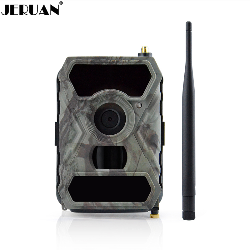 JERUAN 3G Mobile Hunting Camera 12MP HD Pictures Image Video Recording With APP Remote Control IP54 Waterproof FREE SHIPPING