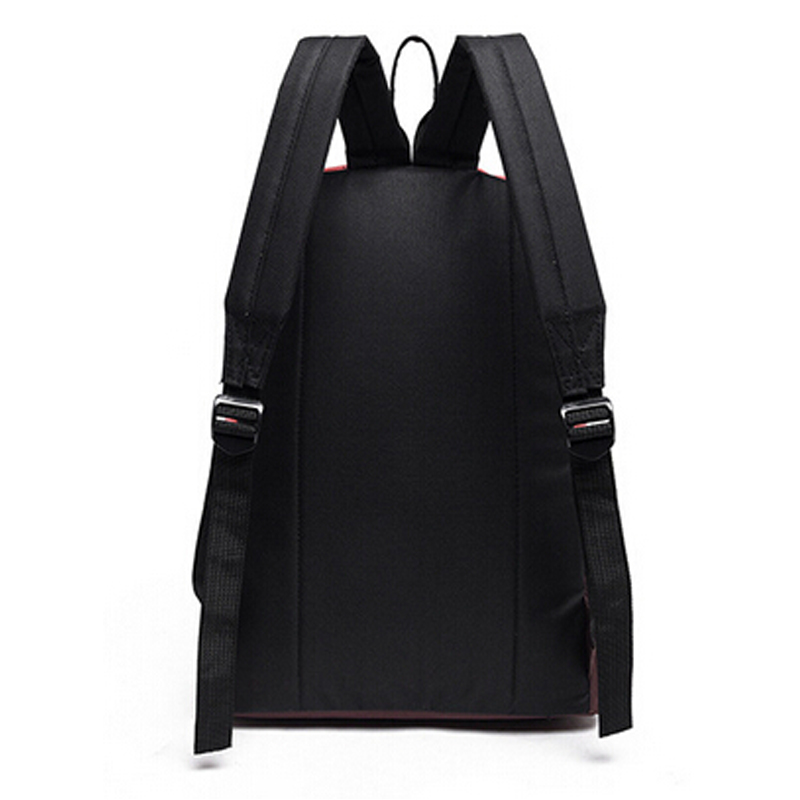 forma para mulheres nylon mochila Estilo : Fashion Casual Women Men Nylon Backpack School Backpack