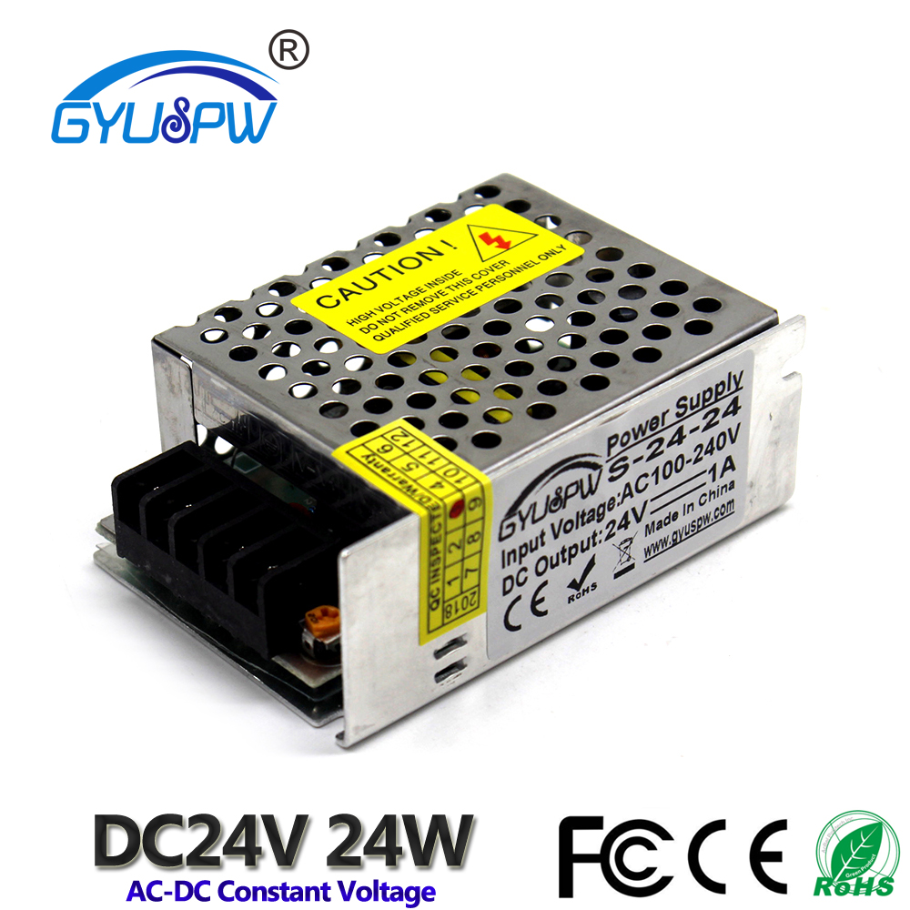 LED DC5V// DC12V// DC24V  Driver Switching Power Supply Transformer for LED Strip