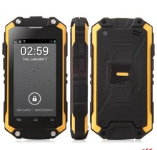 XENO мини J5 смартфон IP65 Водонепроницаемый 3G смартфон mt65 8 0 4 ядра 2.4 дюймов Экран 1 GB Оперативная память 8 gb Встроенная память Android 5. 1