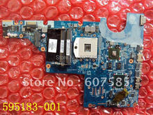 For HP CQ42 595183-001 Laptop Motherboard Mainboard Intel Non-integrated DDR3 Fully tested