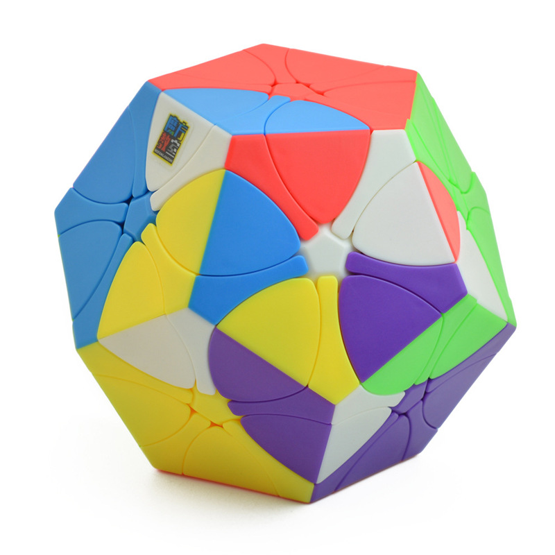 Cubing Classroom Rediminx Megaminx Stickerless Cube Puzzles For Adults Children Educational Toys