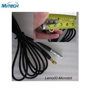 Микроточечный соединительный кабель LEMO (C5-L5)