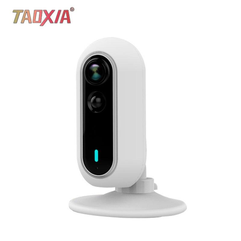 Bébé soins WiFi maison 1080 P surveillance de téléphone Mobile Mode privé corps humain capteur infrarouge alarme caméra sans fil