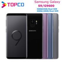Samsung Galaxy S9 Dual Sim G9600 Original desbloqueado teléfono móvil Android Octa Core 5,8