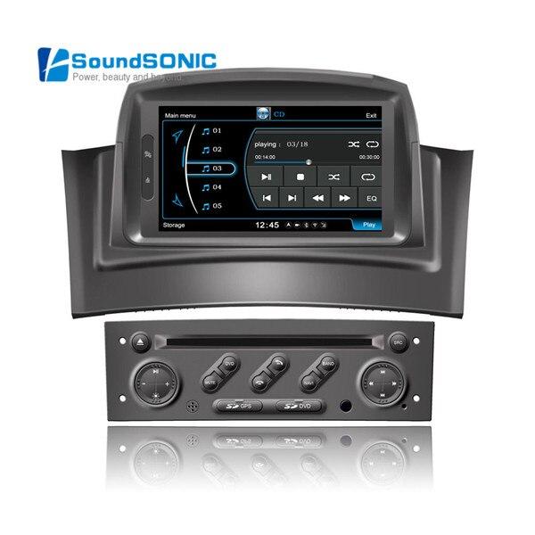 megane 2 car dvd gps navigation navigator radio stereo for. Black Bedroom Furniture Sets. Home Design Ideas