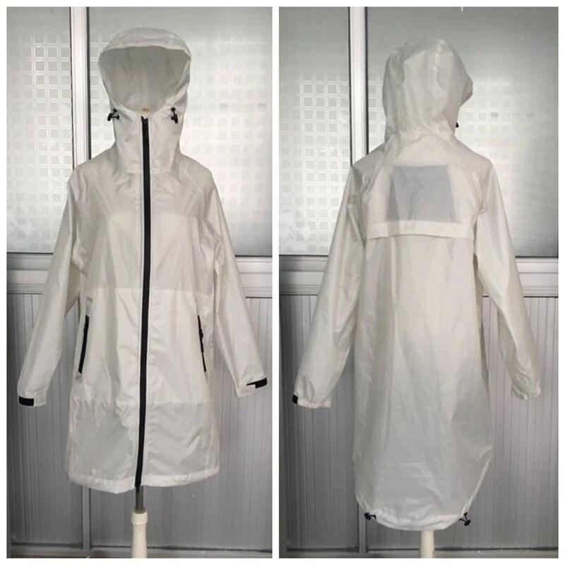 long thin breathable raincoat women Men female ponchos waterproof pullover women's rain coat jacket chubasquero mujer