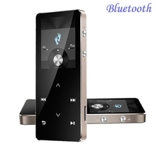 2017 Hot Sale Bluetooth MP4 Player 8GB 1.8Inch Screen Sports MP4 Music Player High Quality Lossless Recorder FM E-Book Clock