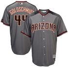 MLB Men's Arizona Diamondbacks Paul Goldschmidt Baseball Gray 2017 Cool Base Jersey