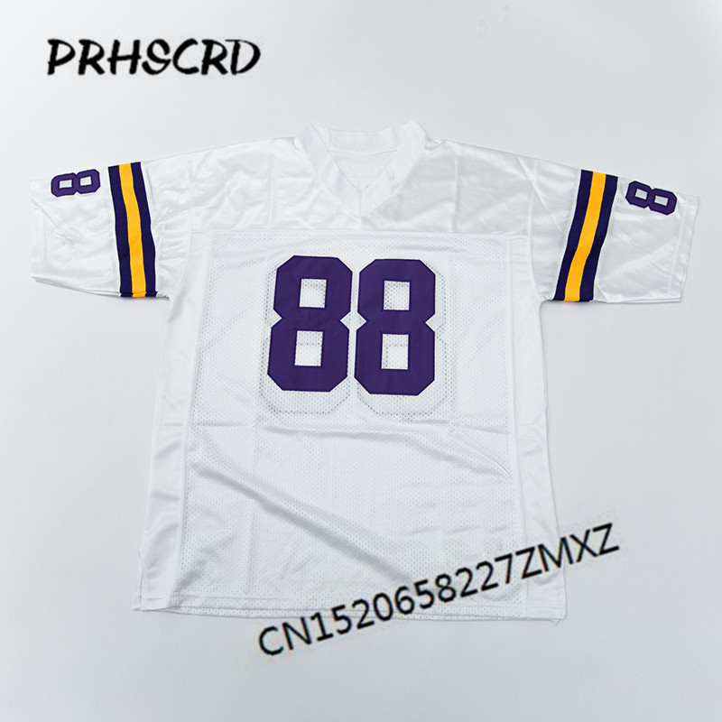 separation shoes 4988c 1b464 US $29.99 |Retro star #88 Alan Page Embroidered Throwback Football  Jersey-in America Football Jerseys from Sports & Entertainment on  Aliexpress.com | ...