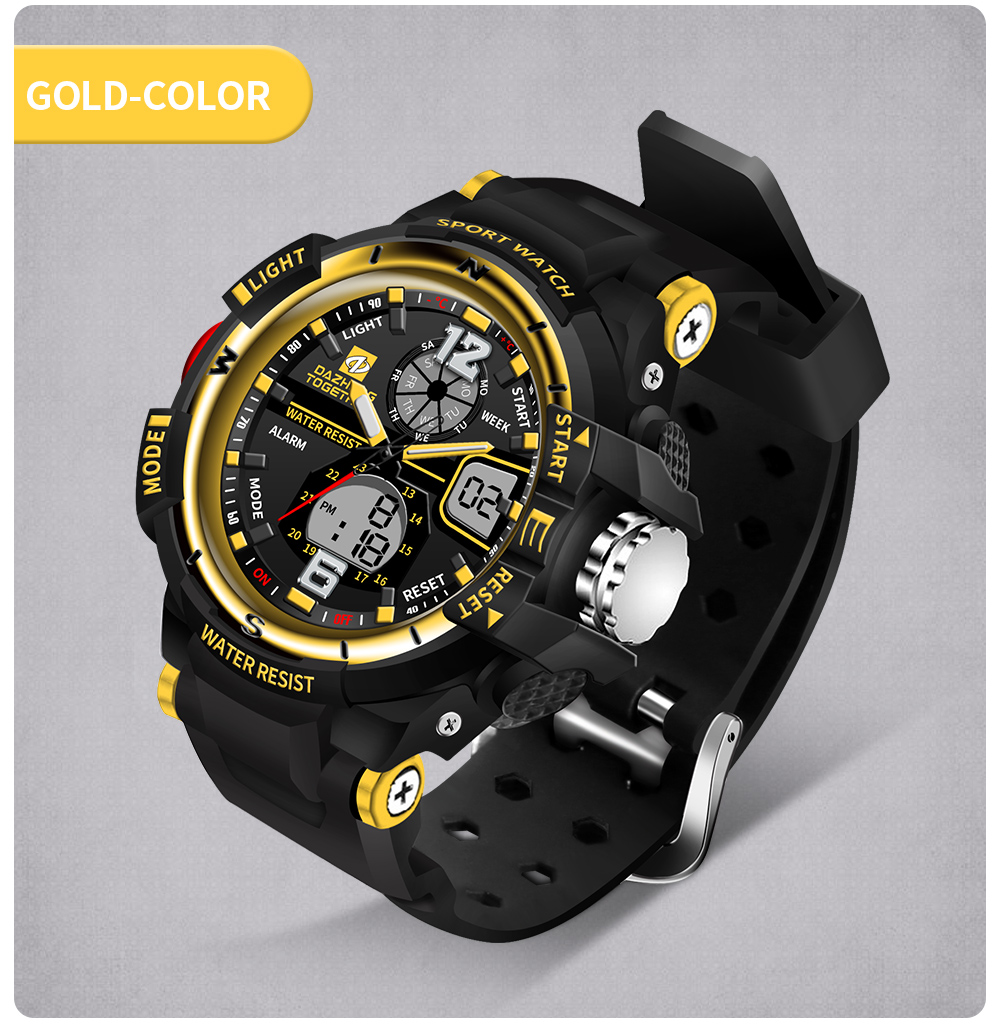 brand military quartz watches men women g style multifunction electronic sport led digital watch. Black Bedroom Furniture Sets. Home Design Ideas