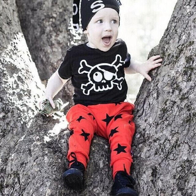 2018 Autumn toddlers baby boy pants Stars pattern kids harem pants 100% cotton Casual Bottoms Bottoms Trousers CP166-1