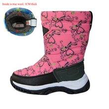 Новый Тренд обувь для детей для Обувь для мальчиков голубые детские Обувь Кружева до Детские ботинки Пеший Туризм резиновая обувь для детей Ботинки