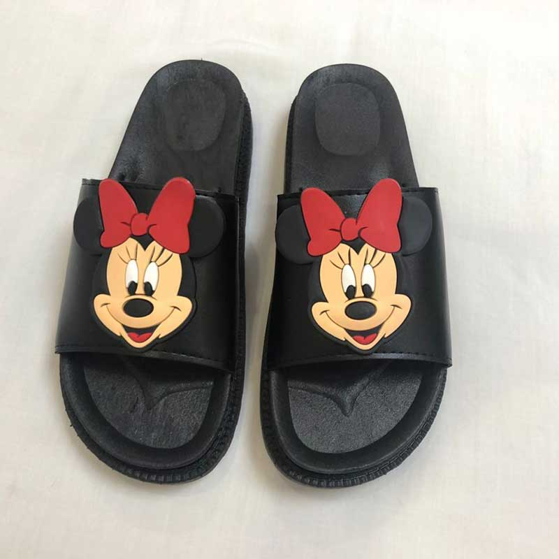 Mode Mickey Slippers Muis Dames Zomer Sandalen Strand Cartoon - Damesschoenen - Foto 3
