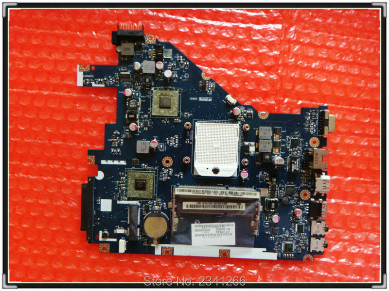 ФОТО PEW96 LA-6552P FOR ACER Aspire 5552 5552G Laptop Motherboard NV50A MBR4602001 PEW96 LA-6552P 100% TSTED GOOD