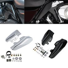 Motorcycle Mid-Frame Air Deflector For Harley Touring