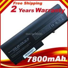 9 cell 7800mAh laptop battery for HP EliteBook 6930p 8440p 8440w ProBook 6440b 6445b 6450b 6540b 6545b 6550b 6555b 6535b