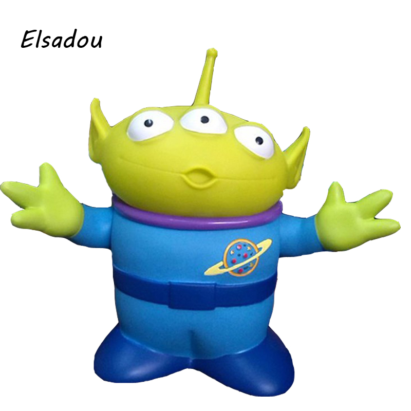 Elsadou Toy Story 3 Aliens Action Figures 22cm Action & Toy Figures Doll toy story bunny toys