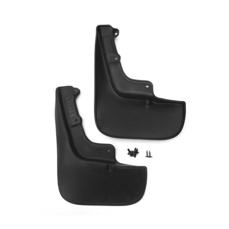 Mudguard for Peugeot Boxer 2006- 2 pcs/set ( 2 pcs rear ) protection mud car accessories car styling