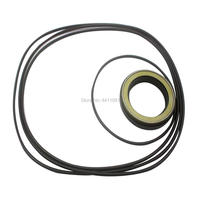 For Komatsu PC400 8 Travel Motor Seal Repair Service Kit Excavator Oil Seals, 3 month warranty