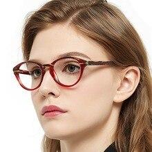 Myopia Optical Spectacle Fram Women Hyperopia Eyeglasses Frames Gift For Parents Nerd Clear Glasses With Box MARE AZZURO W-CIOE цена 2017