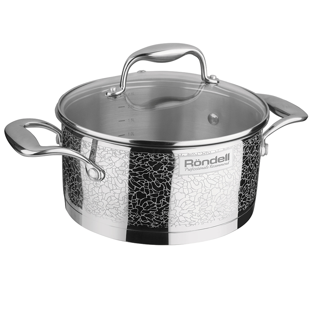 Casserole with lid Rondell Vintage (3 L) RDS-343 цена и фото