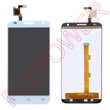 For Alcatel One Touch Idol 2 Mini S 6036 6036Y 6036D 6036A OT6036 LCD Display Screen + White Touch Screen Digitizer Assembly