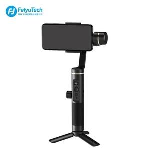Image 5 - FeiyuTech Feiyu SPG2 3 Axis El Gimbal Sabitleyici Sıçrama geçirmez Tasarım Smartphone iphone Xs X 8 7 galaxy S9 + Gopro 7 6