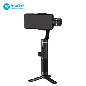 Image 5 - FeiyuTech Feiyu SPG2 estabilizador de cardán de mano de 3 ejes a prueba de salpicaduras diseño para Smartphone iphone Xs X 8 7 Galaxy S9 + Gopro 7 6