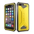 Para iphone 7 plus case cajas del teléfono cubierta de protección de cuerpo completo incorporado protector de pantalla de diseño de doble capa para iphone 7 plus case