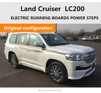 car ELECTRIC RUNNING BOARDS POWER STEPS for Toyota Land Cruiser LC200 12 19 paragraph