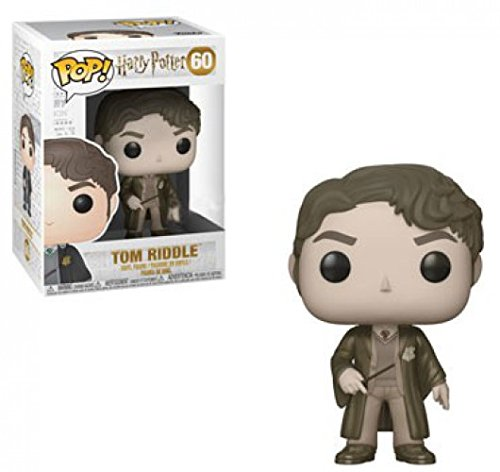 купить Exclusive FUNKO POP Official Movies: Harry Potter - Tom Riddle Vinyl Action Figure Collectible Toy with Original Box по цене 2337.07 рублей