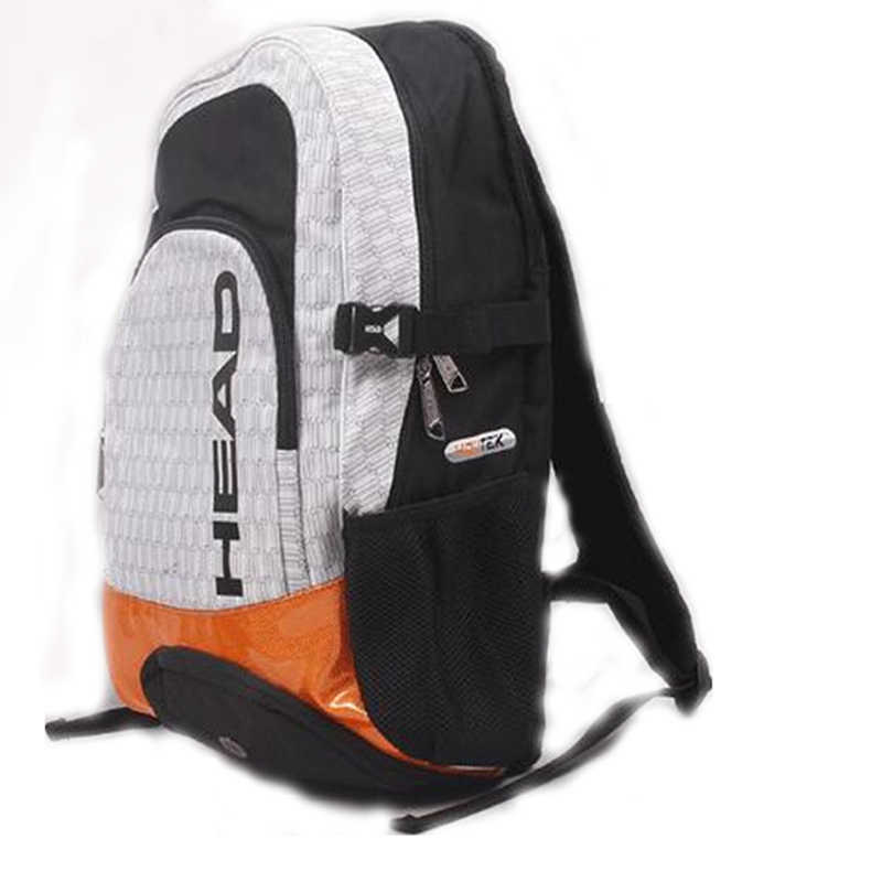 Genuine Head Tennis Racket Bag Tenis Racquet Shuttlecock Bag Men Tennis Backpack Tennis Racquet Bag Outdoor Sport Backpack Tenis