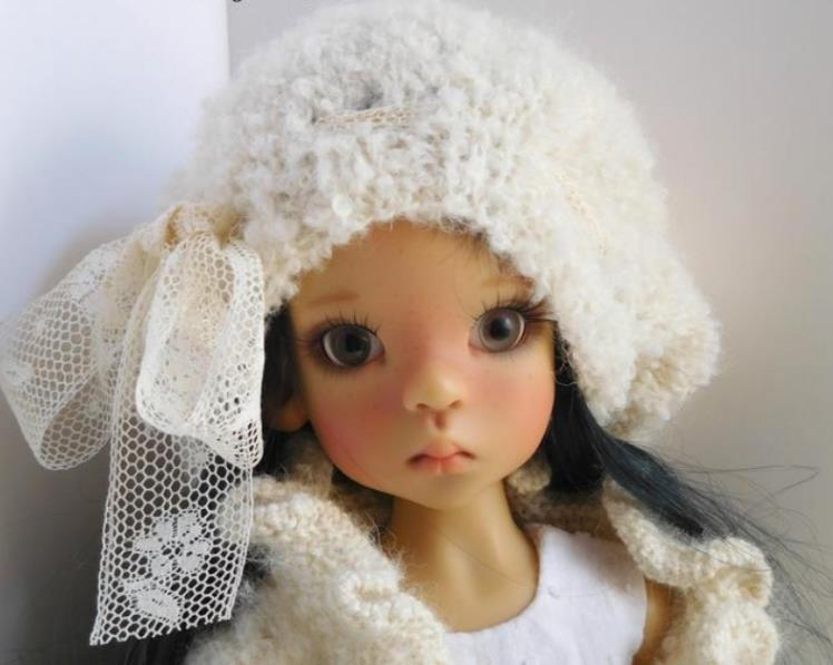 Bjd doll doll 1 6 kaye wiggs cinnamon shion doll high quality model birthday gift free
