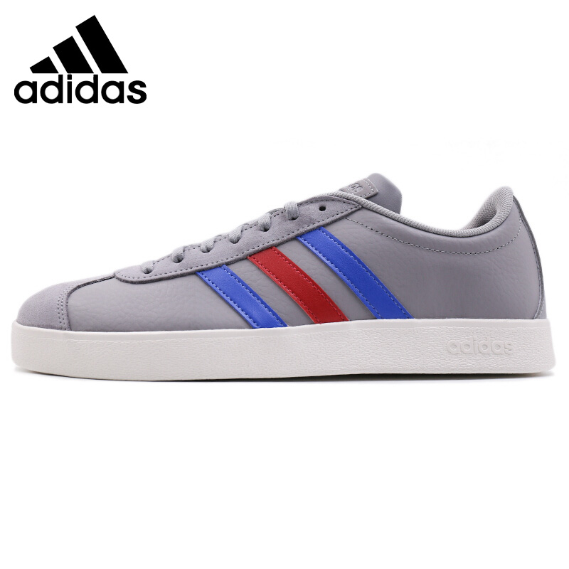 US $81.76 30% OFF|Original New Arrival Adidas Neo Label VL COURT Men's Skateboarding Shoes Sneakers in Skateboarding from Sports & Entertainment on