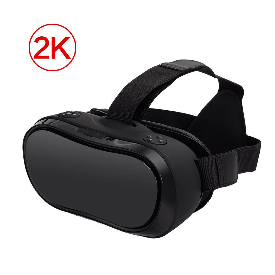 3D VR Occhiali VR All In One di Realtà Virtuale 3D Occhiali Per Android 5.1 HDMI 2 k Display HD Per PS 4 Xbox 360/One