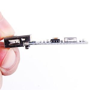 Image 5 - כוח בנק Boost ממיר מטען מודול DC DC 2.5 V 5.5 V כדי 5V 2A שלב עד לוח USB רכב נייד
