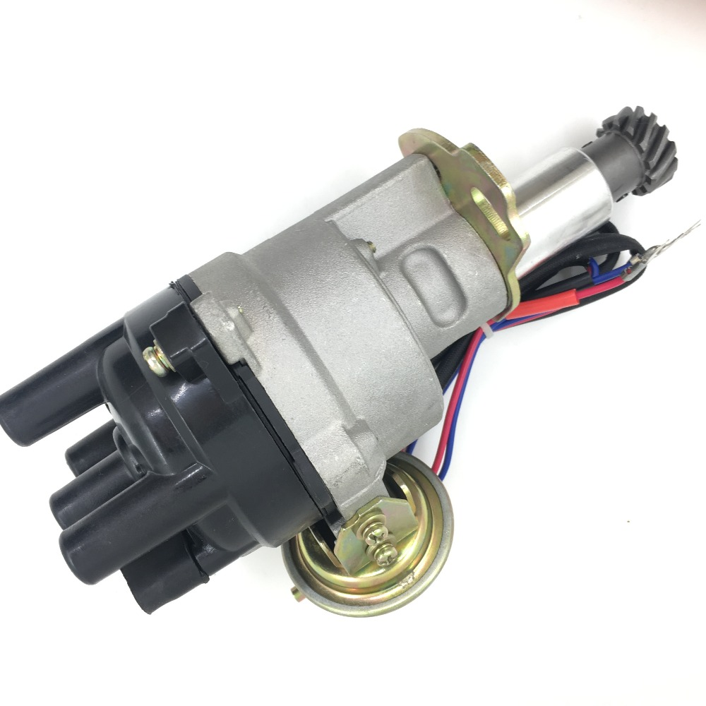Electric Distributor Ignition fit nissan B310 22100 -24B01 22100-G511 4-cyl 4 CYLINDERS top quality ,1 year warranty