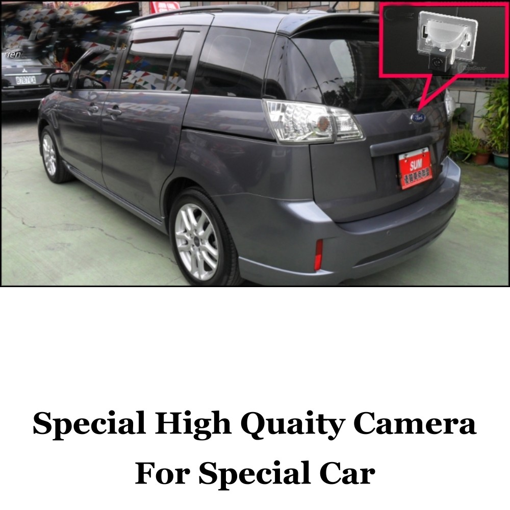 Car Camera For Ford i-MAX iMax i Max 2005~2010 High Quality Rear View Back Up Camera For Fans  CCD with RCA Car