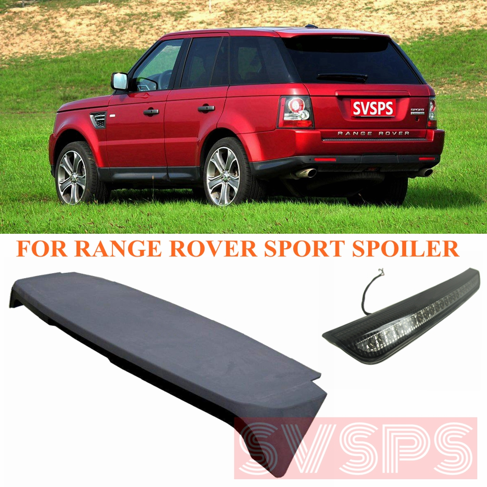 High Quality Tuning Rear Tail Roof Autobiography Spoiler