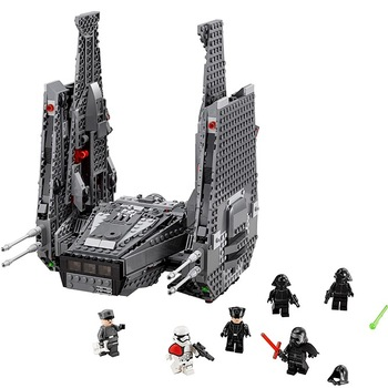 LEPIN Star Wars Kylo Ren Command Shuttle Figure toys building blocks set marvel  compatible with legoe