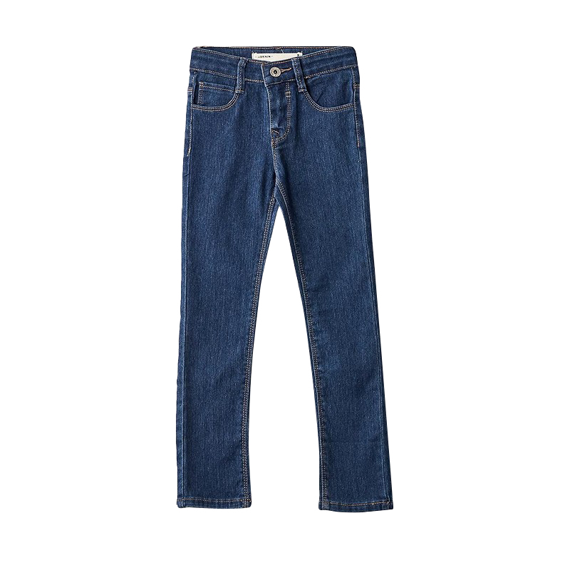 Фото - Jeans MODIS M182D00115 for girls kids clothes children clothes TmallFS girls destroyed jeans