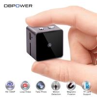 DBPOWER HD 1080P 15FPS Mini Camera A7 Loop Video Recorder Mirco DVR Cam DV Camcorder With