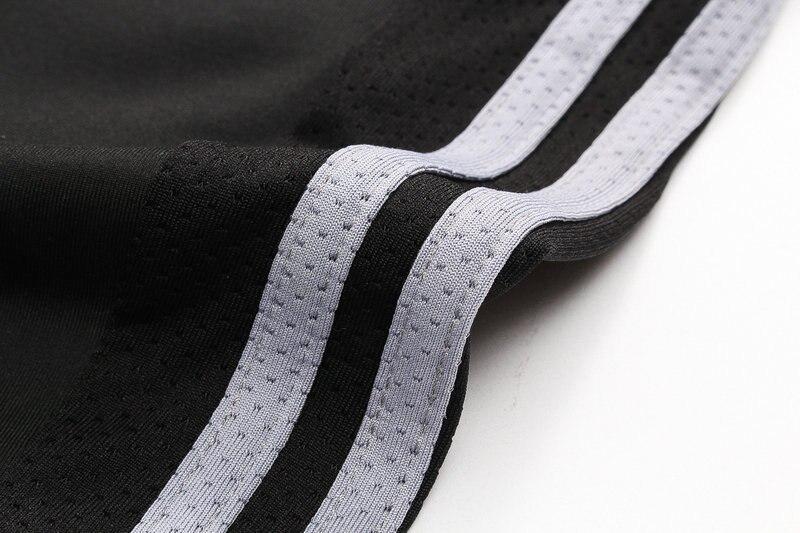 Herren Sport Laufshorts Marke Fitness Stretch Knie Shorts - Sportbekleidung und Accessoires - Foto 3
