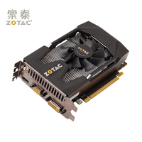 Original ZOTAC Video Cards GeForce GTX 560 SE 1GD5 GDDR5 GTX560 Graphics Card for nVIDIA GTX560SE 1GD5 PA 560SE Hdmi VGA Used