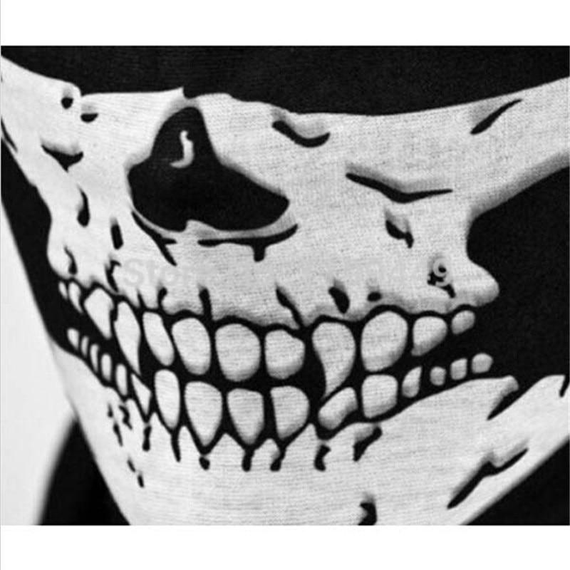 BJMOTO Motorrad Motorradfahrer Maske Gesicht Schal Festival 05 Reit- & Fahrsport